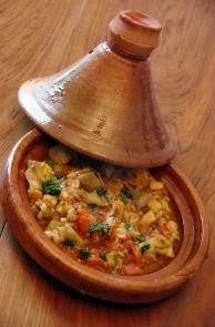 Marocan  salad