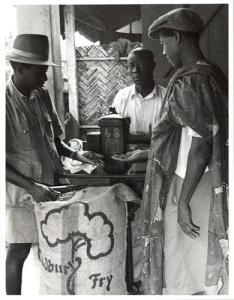 Cocoa beans trade