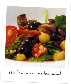 Om nom salad