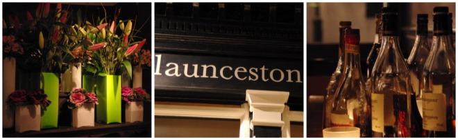 Lauceston collage