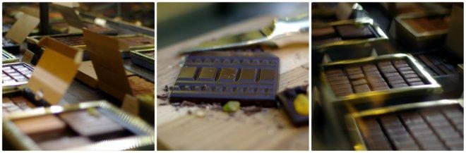 Collage Chocolat