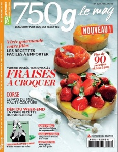 Magazine 750g mathilde s cuisine for Cuisine 750g