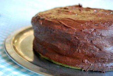 Gâteau surprise plein