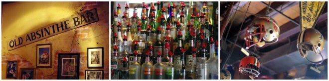 Old absinthe bar