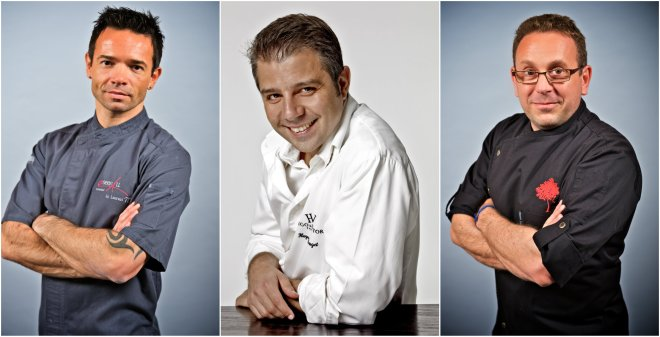 Collage Chefs
